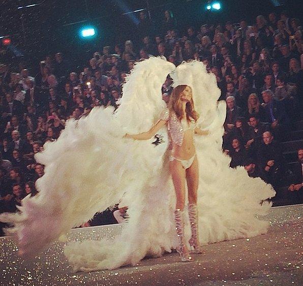Elle got a heavenly view. Source: Instagram user elleusa