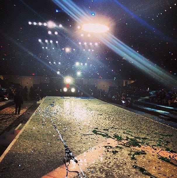 The calm before the storm. Source: Instagram user constjablonski