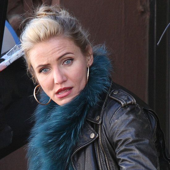 Cameron Diaz as Miss Hannigan in Annie