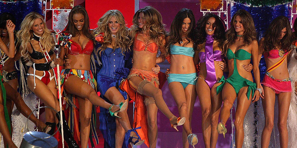 All the Sexy Glamour From Victoria's Secret Fashion Shows!