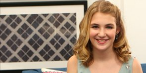 Is The Book Thief's Sophie Nélisse This Year's Quvenzhané Wallis?