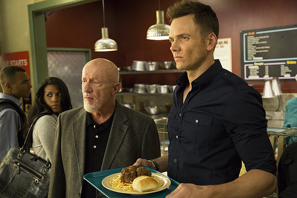 Banks and McHale on Community.