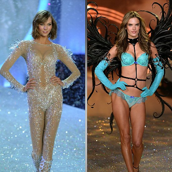 Best Moments From Victoria's Secret Fashion Show 2013