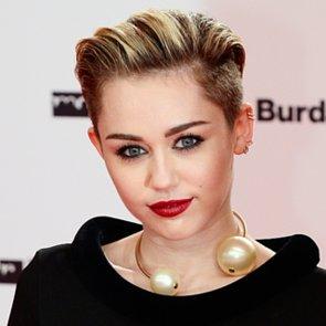 Miley Cyrus and Victoria Beckham Beauty | 2013 Bambi Awards