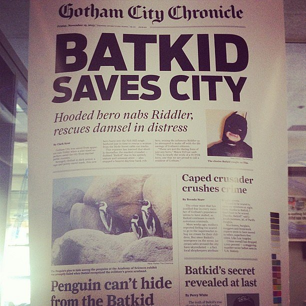 The local Gotham Ci