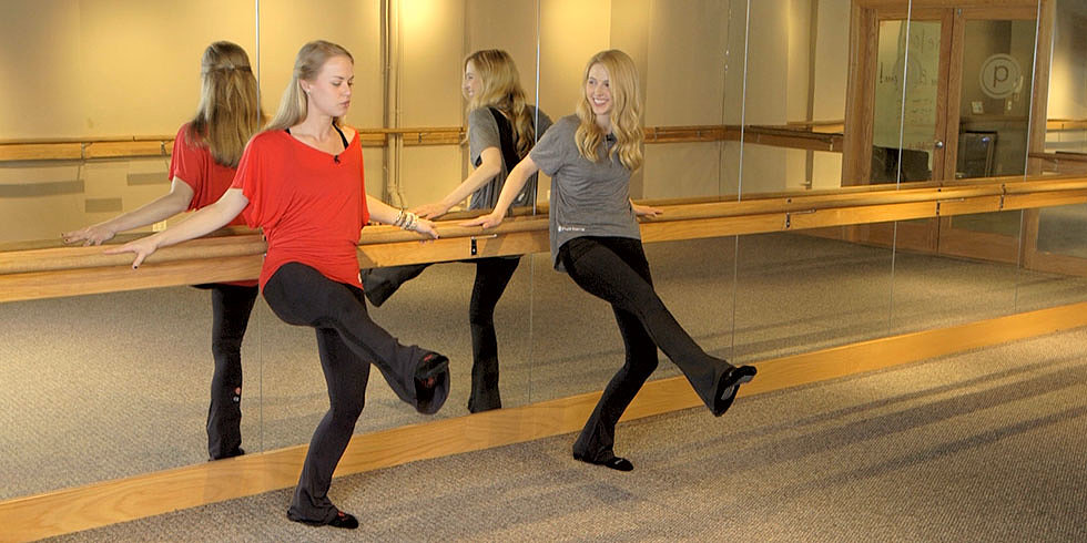 Sculpt Inner Thighs With 4 Moves From Pure Barre