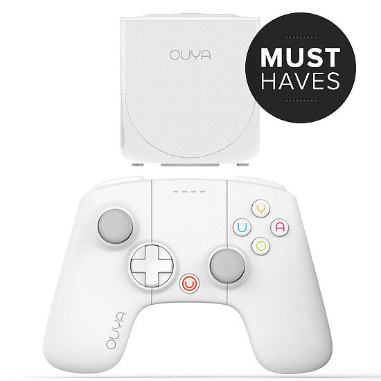 The Limited-Edition Ouya Tops November's Must Haves