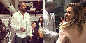What Are Kim and Kanye Doing at Harvard?