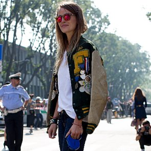 how to wear a bomber jacket