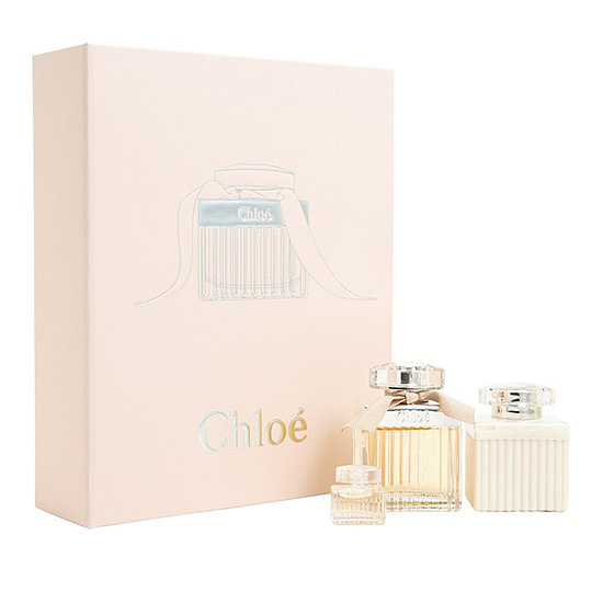 Chloé's signature scent is one of our all-time favorites, and this beautifully packaged gift set ($125) comes with a 2.5 oz. version of the perfume, a 3.4 oz. body lotion, and a deluxe miniature version of the scent perfect for popping in her bag. She'll smell eau-so-sweet well into the New Year!