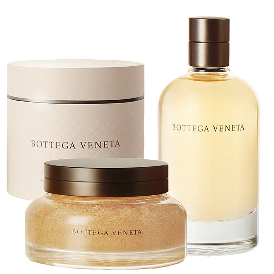 Line her tub with these decadent body treatments from Bottega Veneta. You could buy the Shimmery Body Powder ($70), Body Oil ($60), and Luxury Body Scrub ($95) separately or put them together for an ultimate set.