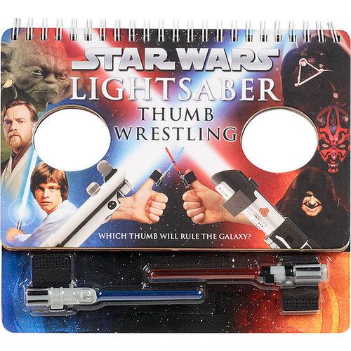 Star Wars Thumb Wrestling