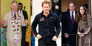 """Royal Report: Baby Prince George Is """"Growing Up So Fast!"""""""