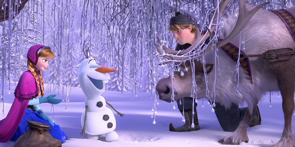 Watch, Pass, Rent: Frozen
