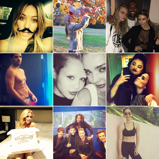 Biceps, BFFs, and More of the Week's Cute Candids