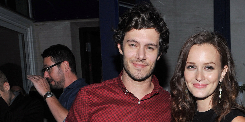 Adam Brody and Leighton Meester Are Engaged