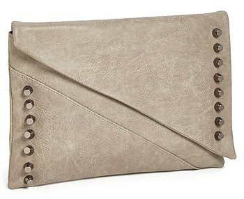 Street Level Studded Asymmetric Clutch (Juniors)