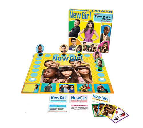 New Girl Board Game ($24)