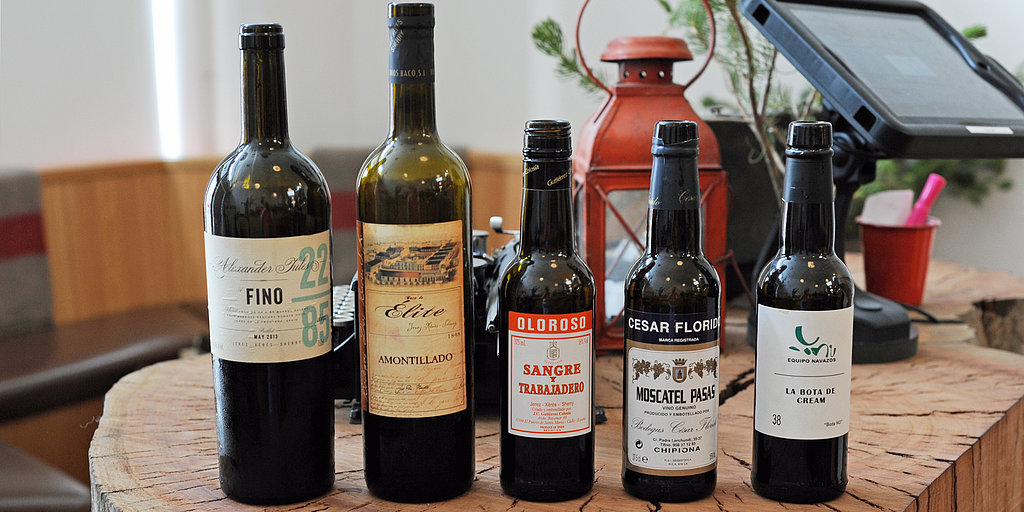 Sherry: It's Not Just For Cooking
