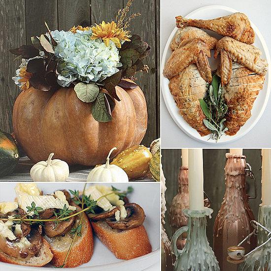 Thanksgiving Dinner Party Ideas Popsugar Home