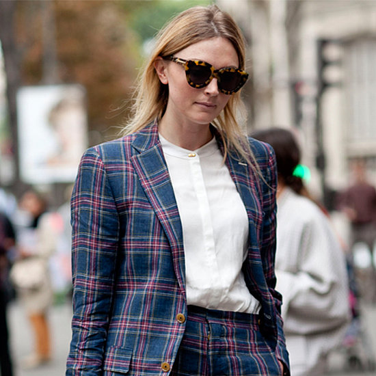 How to Wear Plaid Trend 2012 (Video)