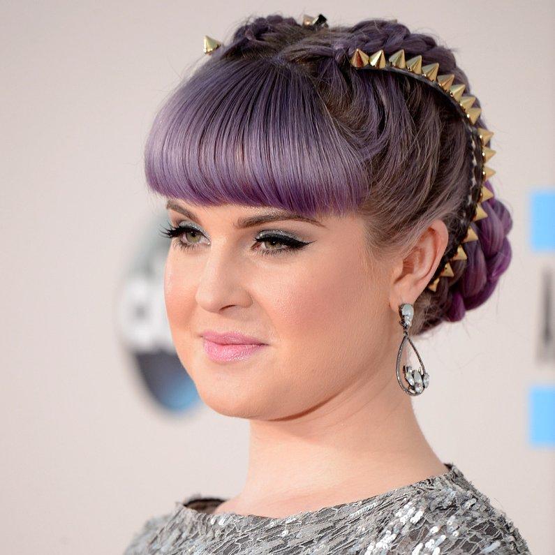 Kelly Osbourne Hair 2013