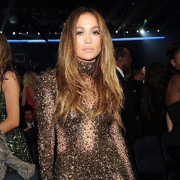 Jennifer Lopez Dress at American Music Awards 2013