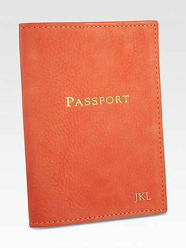GiGi New York Personalized Passport Case