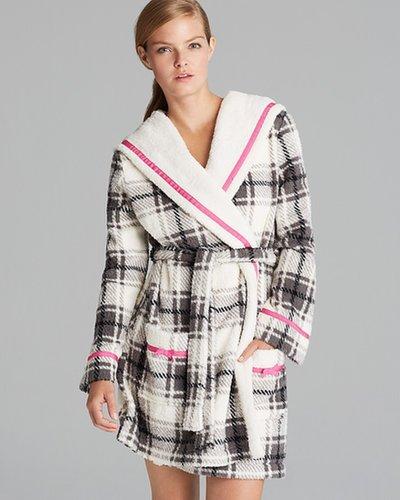 Kensie Carissa Cozy Fleece Robe