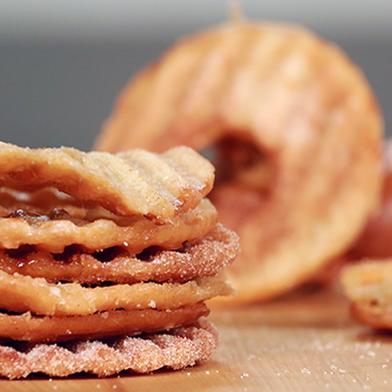 Doughnut Chips: A Breakfast Staple Made Snackable