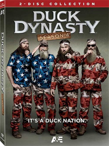 Duck Dynasty Season 4 DVD ($20)