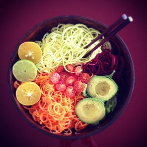 (V;GF) Immunity Booster Salad