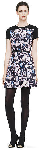 Charis Printed Dress