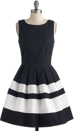 A Dreamboat Come True Dress in Nautical