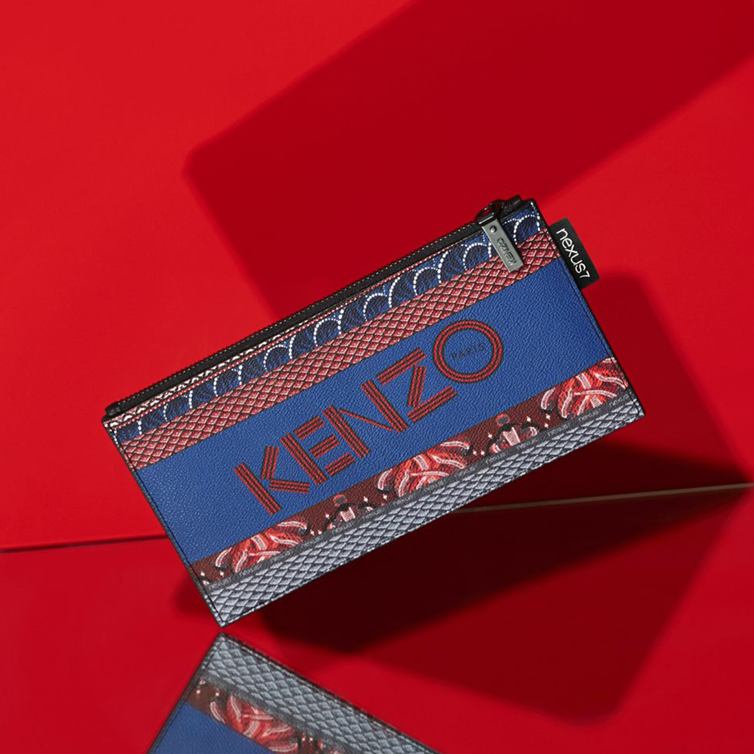 Attention all android owners! Did you know that Kenzo specially designed a case ($115) for the Nexus 7?