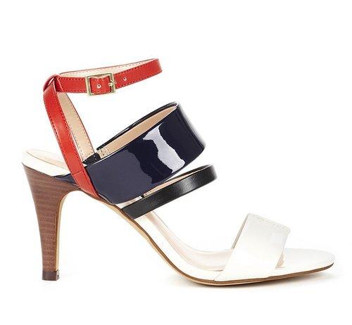 Adrie open toe sandal