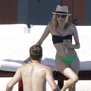 Diane Kruger Bikini Pictures in Mexico