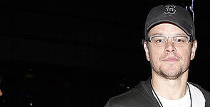 Matt Damon Drops By JT's Concert, but Where's Ben Affleck?