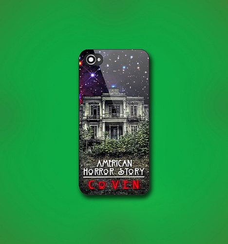 American Horror Story iPhone 5 Case ($13 and up)