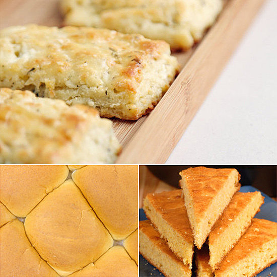 Which Bread Did You Serve: Biscuits, Cornbread, or Rolls?