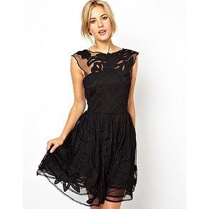 Petite robe noire mariage civil