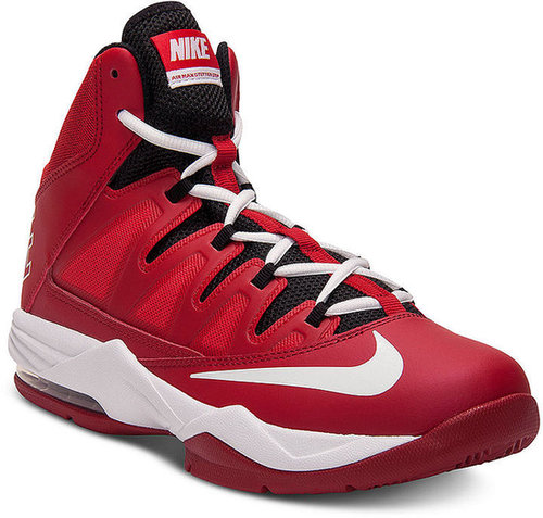 Nike Men's Air Max Stutter Step Basketball Sneakers from Finish Line