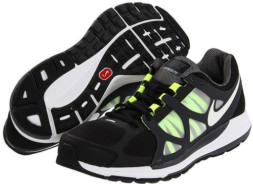 Nike - Zoom Elite+ (Black/Anthracite/Volt/White) - Footwear
