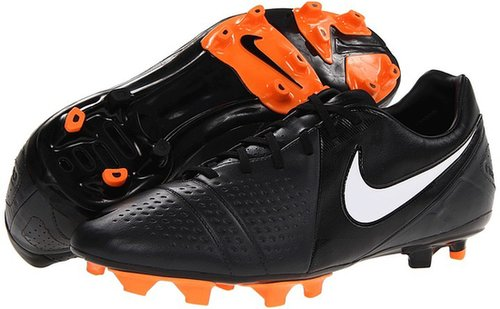 Nike - CTR360 Libretto III FG (Dark Charcoal/Black/Bright Citrus/White) - Footwear