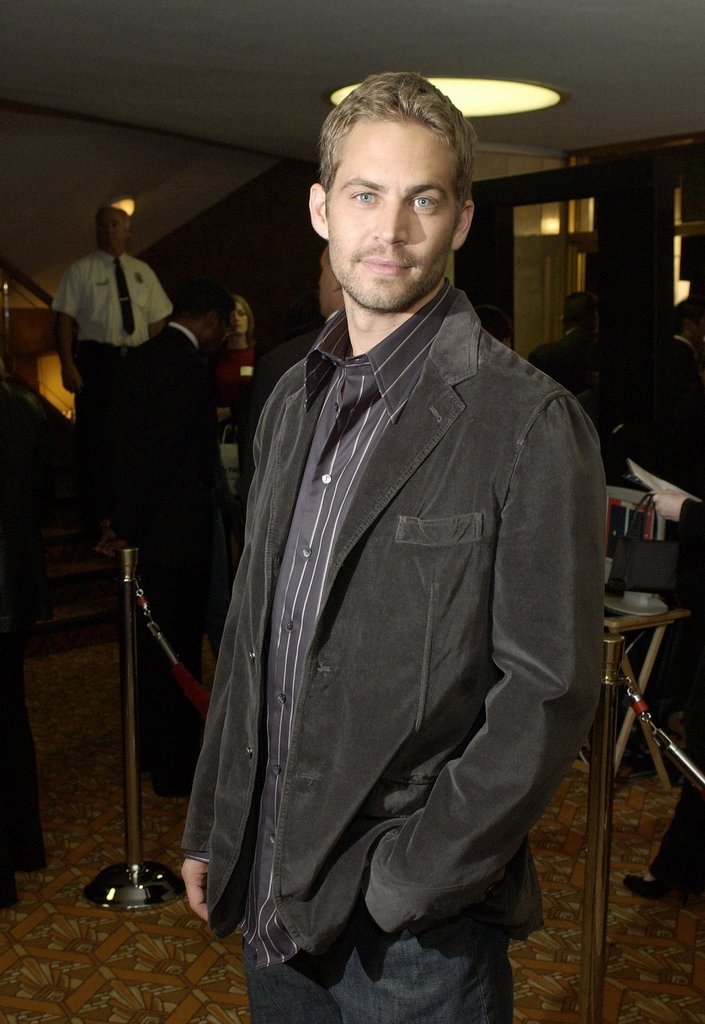 Paul attended the LA premiere of Timeline in November 2003.