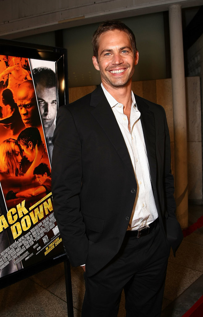 He attended the LA premiere of Never Back Down in March 2008.