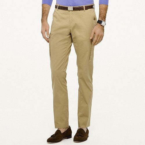 Ralph Lauren Black Label Stretch-Twill Cargo Pant