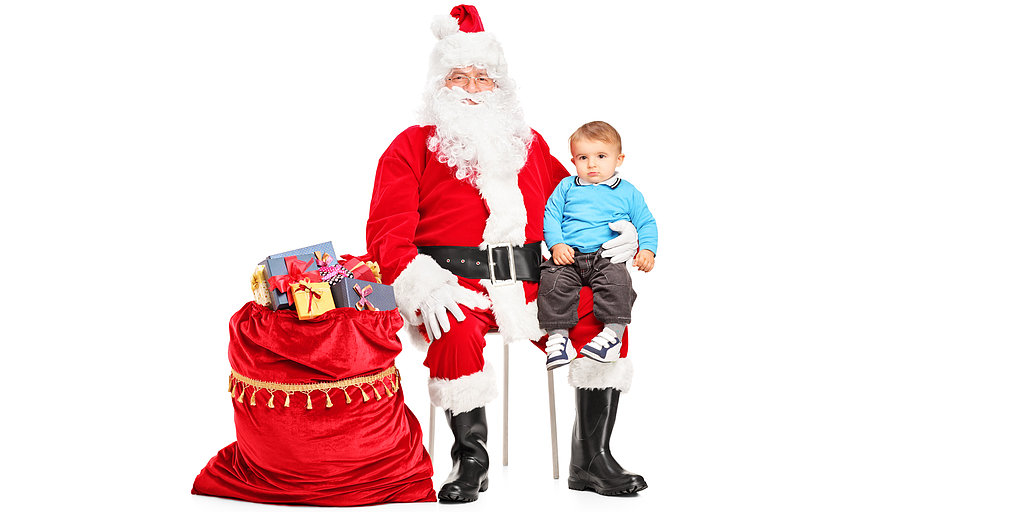 Malls Offer Quiet Santa Visits For Kids With Autism
