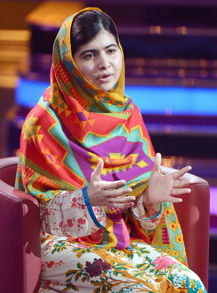 Malala Wins Our Hearts