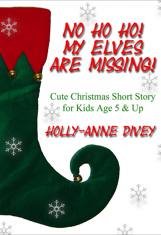 What will Santa do when his helpers go missing? Find out in No Ho Ho! My Elves Are Missing ($1).